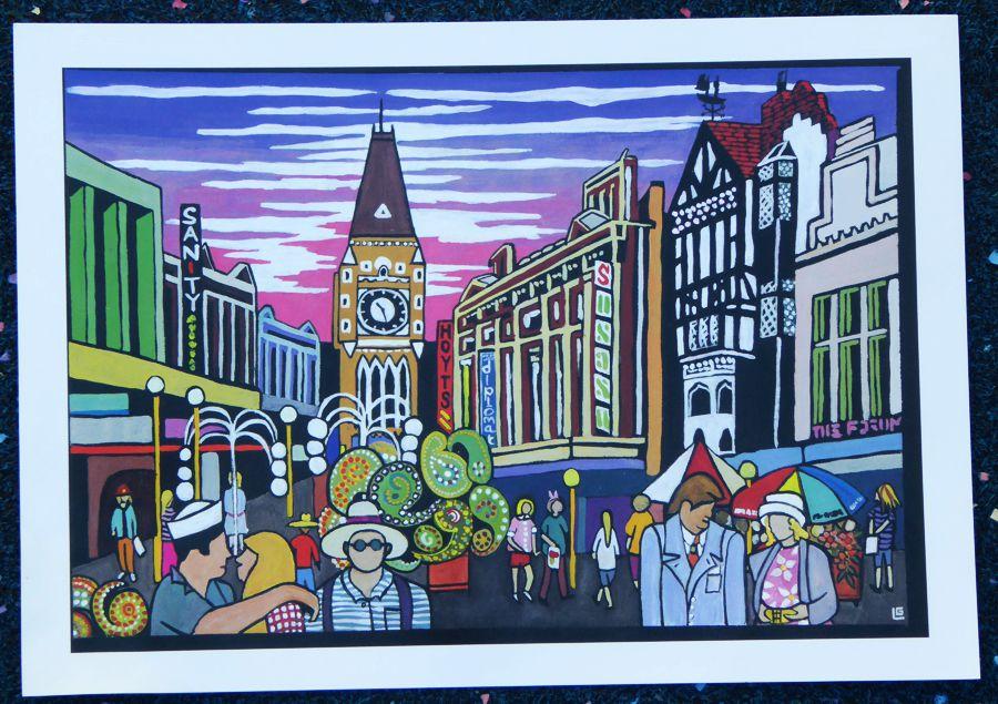 Hay street Perth